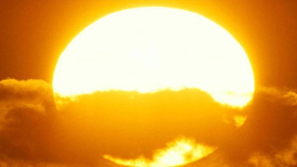 Miền Bắc, nóng đổ lửa, thời tiết