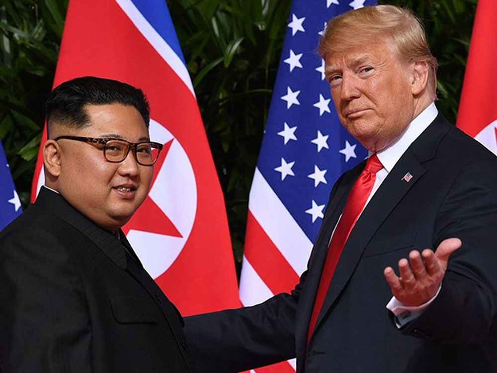 Vietnam, DPRK-US, summit outcomes, persistent stance, Korean Peninsula,  peaceful measures, international law, positive results