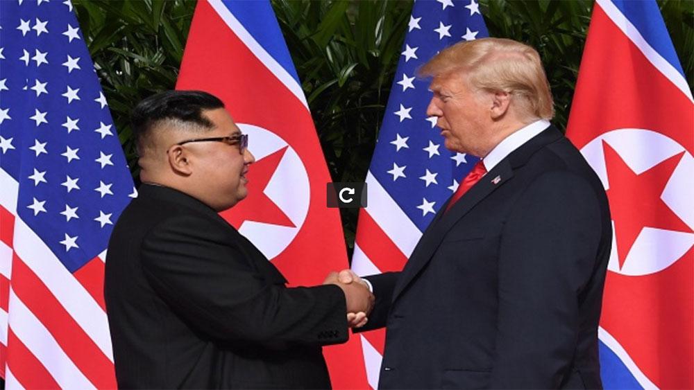 Nhìn lại toàn cảnh hội nghị thượng đỉnh Mỹ - Triều