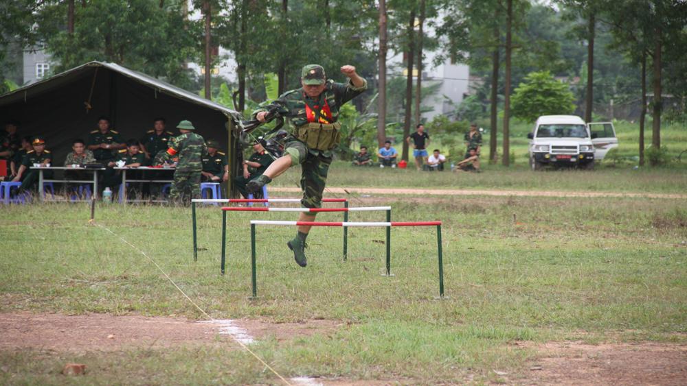 Hội thao Thể dục thể thao quốc phòng tỉnh Bắc Giang năm 2018