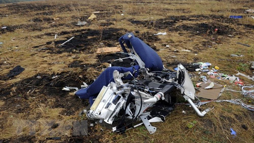 Hoạt động xét xử vụ bắn rơi máy bay MH17 sẽ diễn ra tại Hà Lan