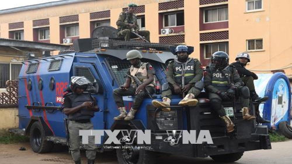 Nigeria chặn đứng âm mưu buôn người lấy nội tạng