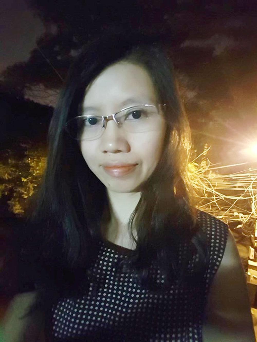 Tìm thấy, thi thể, nữ phóng viên, báo Pháp luật TP Hồ Chí Minh, bãi giữa sông Hồng