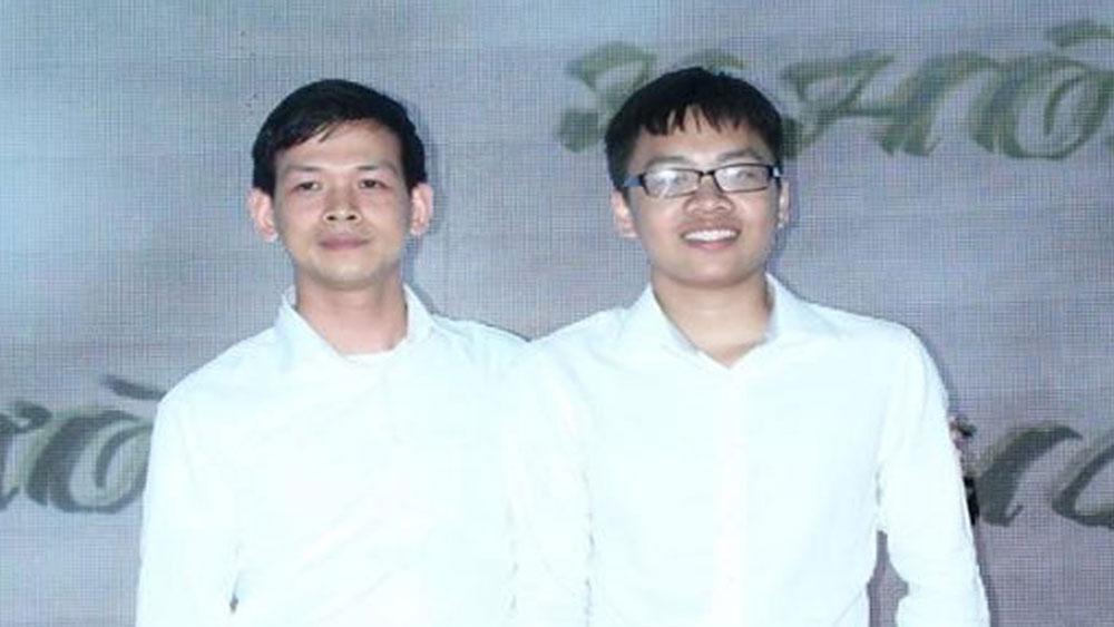 """""""Cây Toán"""" Nguyễn Tùng Lâm"""