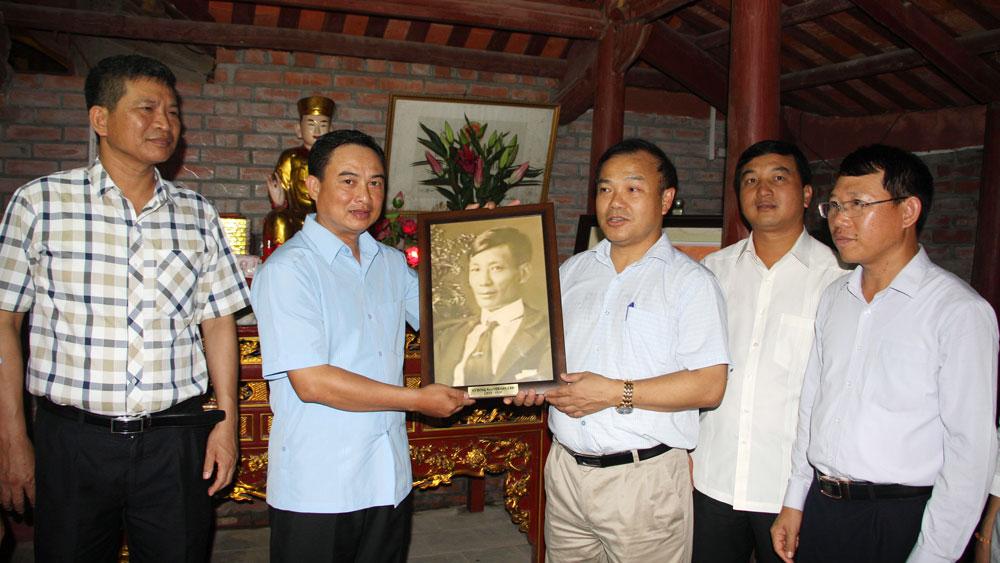 Chuẩn bị phương án đưa hài cốt nhà yêu nước Kỳ Đồng - Nguyễn Văn Cẩm về nước
