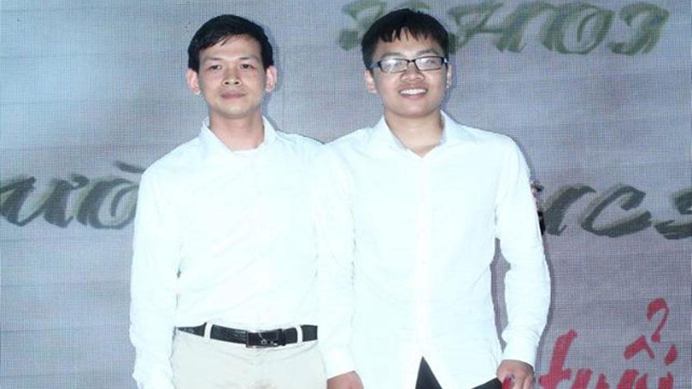 Nguyen Tung Lam – talented math student
