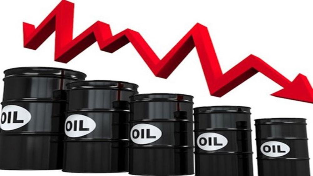 Giá dầu, châu Á, ngày 14-6, đi xuống