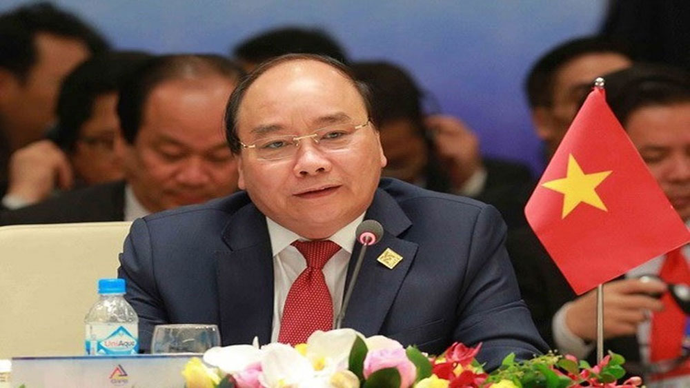 Thủ tướng Nguyễn Xuân Phúc dự Hội nghị cấp cao ACMECS 8 và CLMV 9