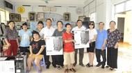 Hội Khuyến học tỉnh vận động tài trợ 5 bộ máy tính cho Trung tâm Nhân đạo Phú Quý
