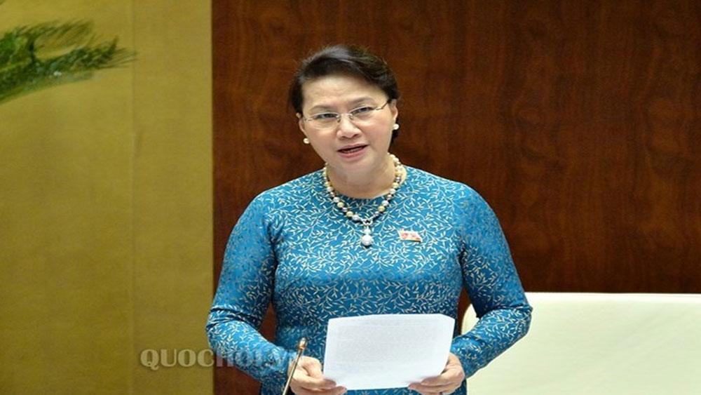 Quốc hội nghiêm khắc lên án hành động quá khích, gây rối