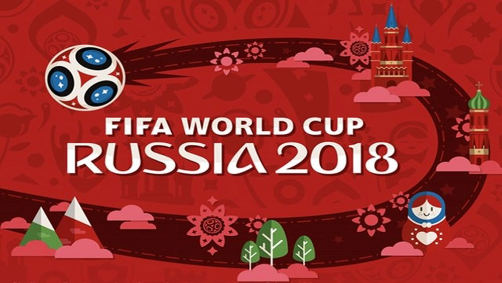 World Cup 2018 match schedule