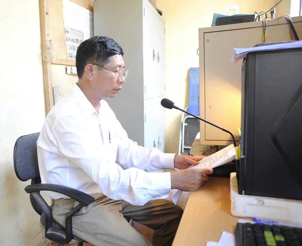 truyền thanh, Lục Nam, tỉnh Bắc Giang,