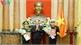 Chủ tịch nước trao Quyết định thăng quân hàm Thượng tướng, Phó Đô đốc Hải quân