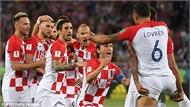 Đá thiếu thuyết phục, Croatia vẫn thắng cách biệt Nigeria