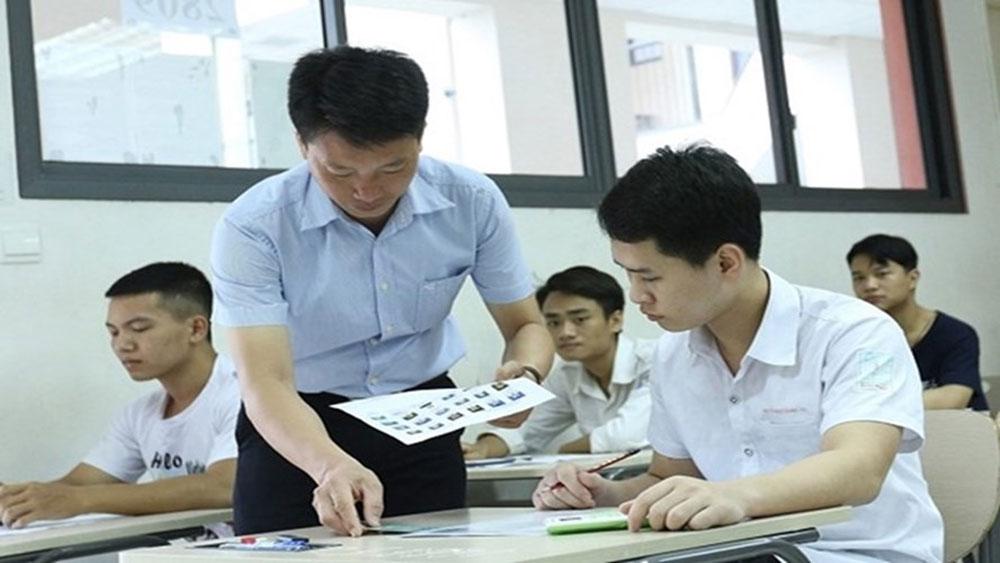 Bộ Giáo dục và Đào tạo lưu ý 6 điểm mới về kỳ thi THPT quốc gia 2018 thí sinh cần biết