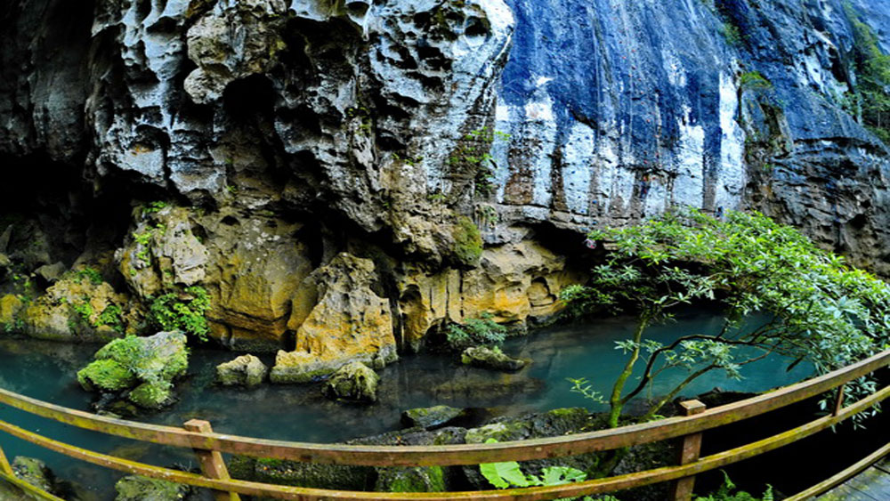 Quang Binh – blessed with special natural attractions