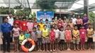 Tăng cường quản lý, tổ chức dạy bơi an toàn
