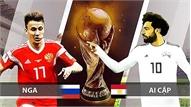 Nhận định World Cup hôm nay: 'Gấu' Nga tự tin, 'Thánh' Salah xuất hiện