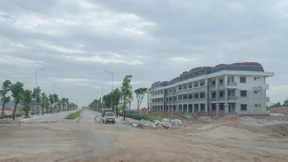 Lục Nam cơ bản hoàn thành bồi thường GPMB một số dự án lớn