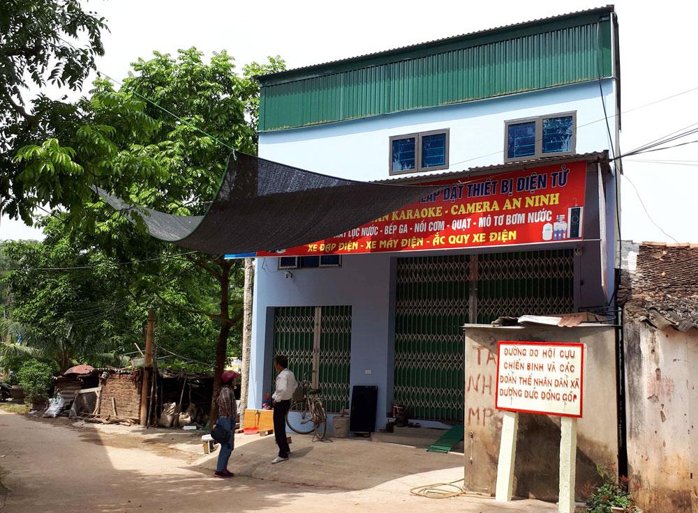 Nguồn gốc đất, giải quyết dứt điểm, tranh chấp, Lạng Giang, Bắc Giang