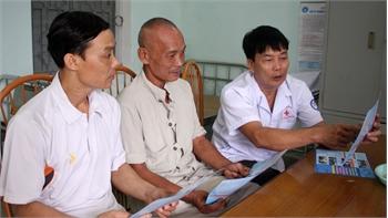 Hiệu quả công tác tư vấn, chăm sóc, hỗ trợ điều trị nghiện tại cộng đồng
