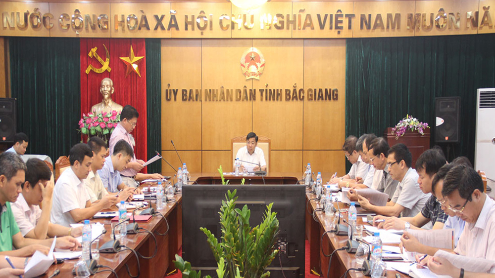 Bac Giang accelerates investment in Industrial Parks