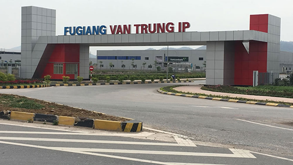 Bac Giang: 10 FDI enterprises' production values hit over 1 trillion VND