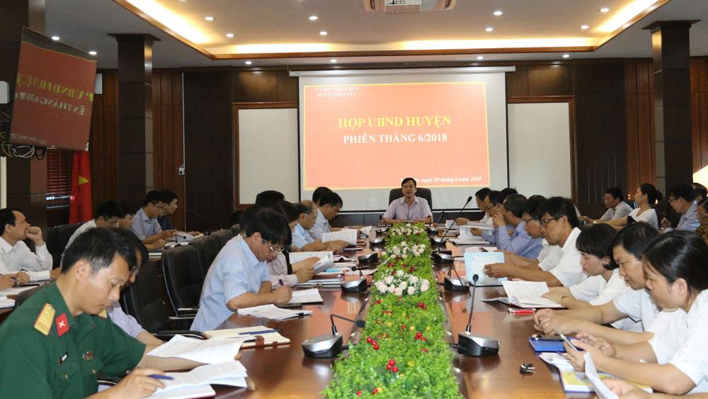 Tập trung các điều kiện về đích huyện nông thôn mới