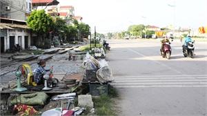 TP Bắc Giang khắc phục tình trạng tái vi phạm trật tự đô thị