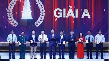 Tổng kết và trao giải Báo chí Quốc gia 2017