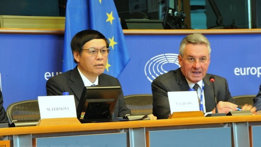 Brussels workshop talks about EU-Vietnam Free Trade Agreement
