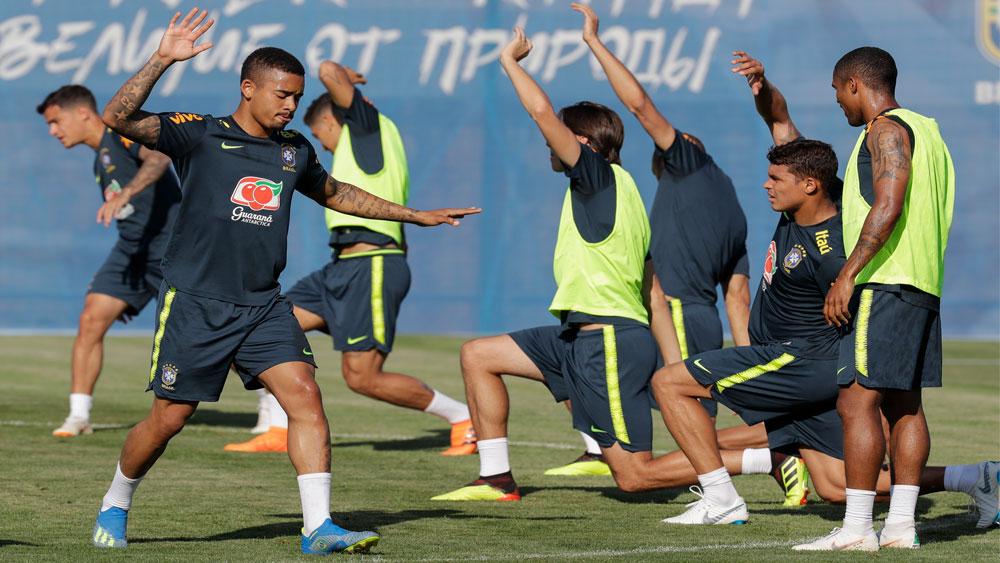 WORLD CUP 2018: Neymar cùng Brazil quyết tìm lại nhịp Samba quyến rũ