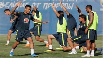 Neymar cùng Brazil quyết tìm lại nhịp Samba quyến rũ