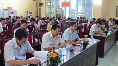 Đảng bộ Khối Doanh nghiệp tỉnh sơ kết giữa nhiệm kỳ 2015-2020
