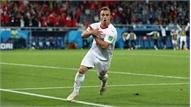 Shaqiri tỏa sáng phút 90, Thụy Sĩ đánh bại Serbia 2-1