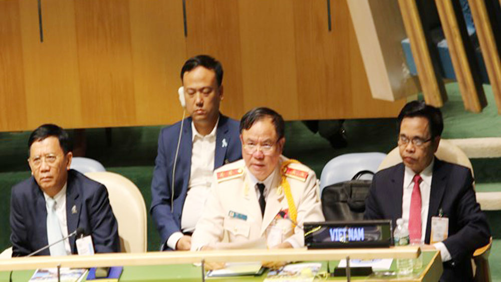 Vietnam actively prepares for sending policemen to UN missions