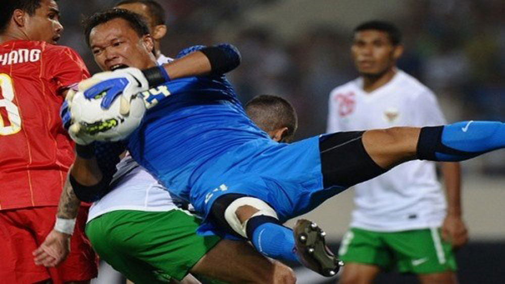 Duong Hong Son voted best AFF Suzuki Cup goalkeeper ever