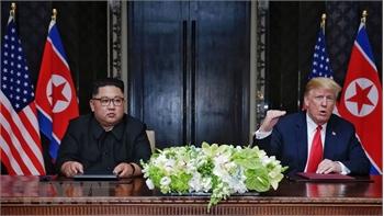 Mỹ sẽ sớm gửi cho Triều Tiên kế hoạch thực thi thỏa thuận sau cuộc gặp thượng đỉnh