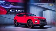 Chevrolet ra mắt mẫu xe nổi tiếng một thời Blazer với nhiều nét mới
