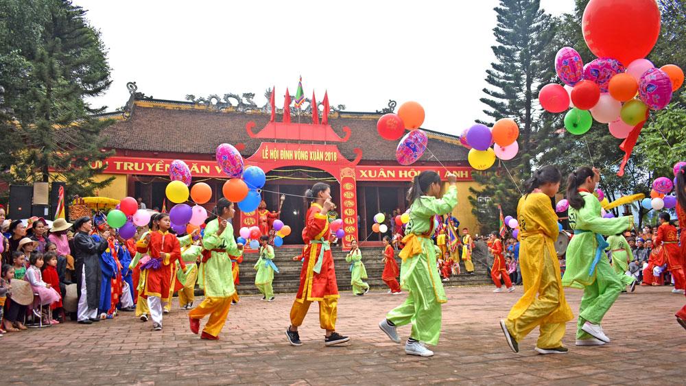 Huyện Tân Yên, Bắc Giang, lịch sử văn hóa, di tích, tín ngưỡng