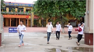 Ngày thứ hai thi THPT quốc gia: Hơn 5 nghìn thí sinh làm bài thi Khoa học Tự nhiên