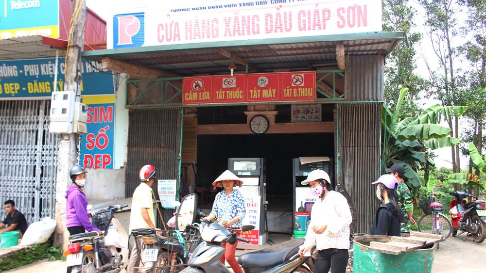 Xăng sinh học E5 tiêu thụ trên địa bàn tỉnh Bắc Giang còn rất hạn chế