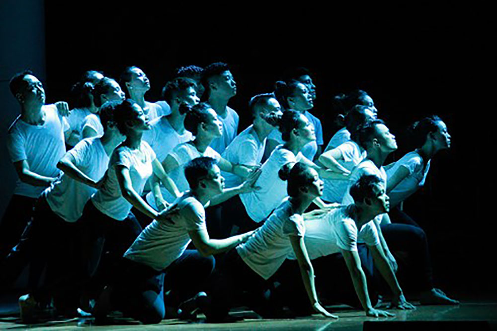 Điểm mới, Liên hoan Ca Múa Nhạc toàn quốc 2018