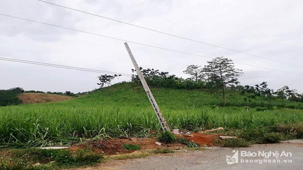 Vụ 4 người bị điện giật tử vong ở Nghệ An: Công an tỉnh đang điều tra nguyên nhân
