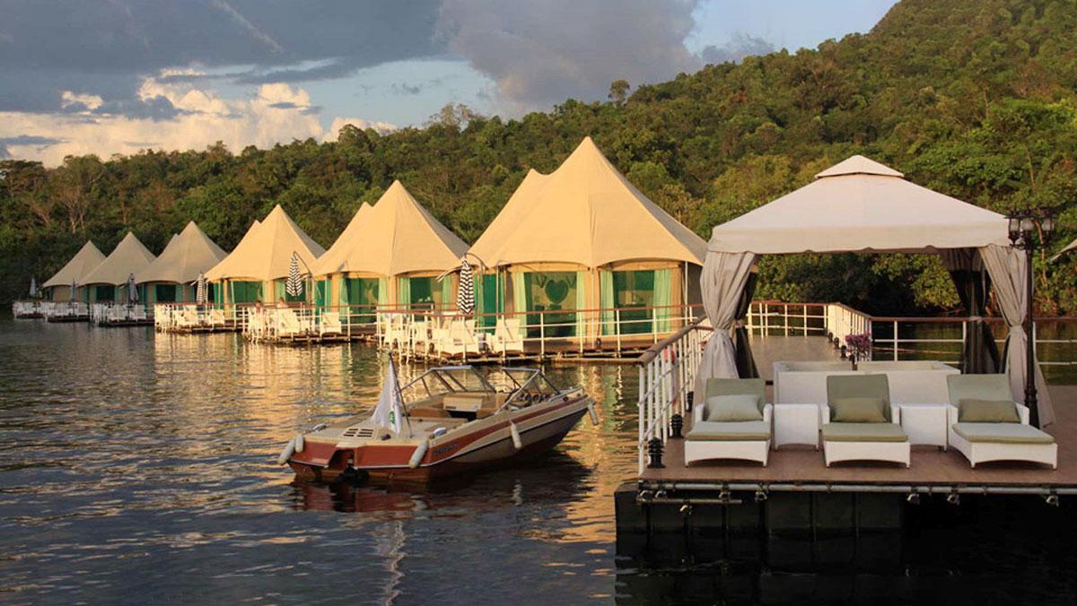 Khách sạn trên sông cho những người mộng mơ