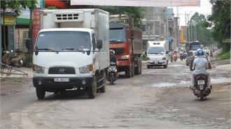 Nguy hiểm rình rập trên đường tỉnh 292