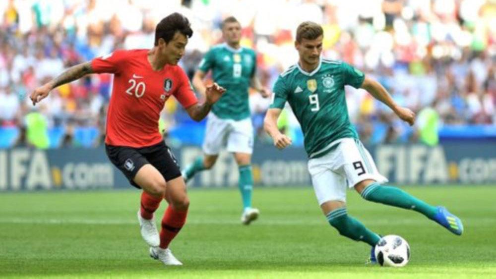 Toàn cảnh Hàn Quốc 2-0 Đức: 'Đại địa chấn' ở World Cup 2018