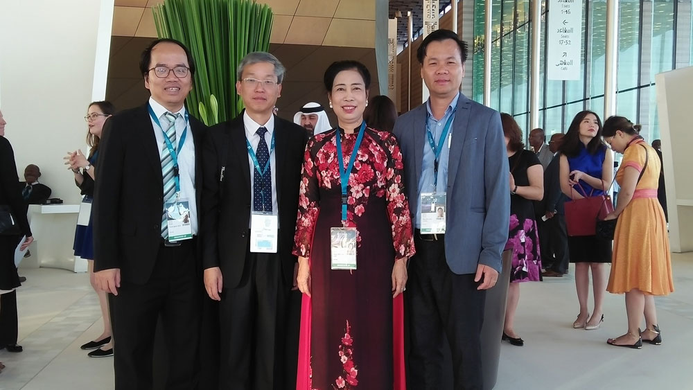 Vietnam attends 42nd session of UNESCO's World Heritage Committee