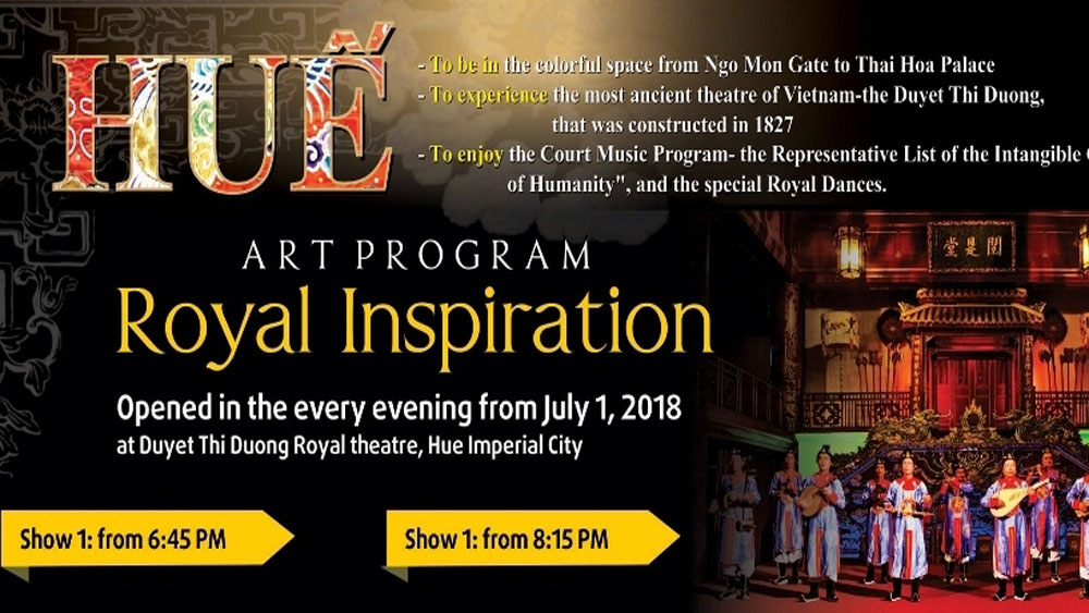 Programme to offer visitors new night-time cultural experience in Hue