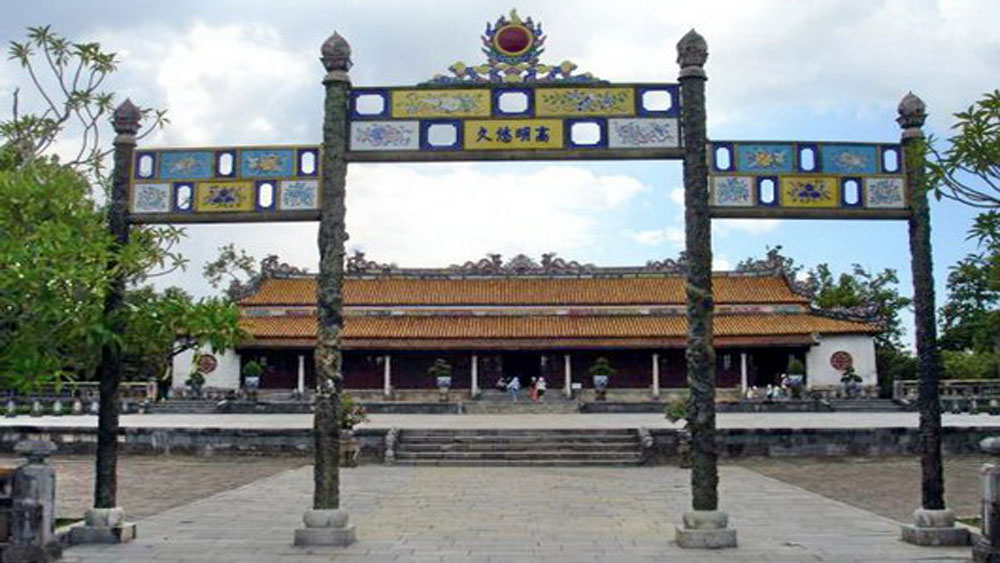 Tomb of Vietnamese king chosen for digital preservation